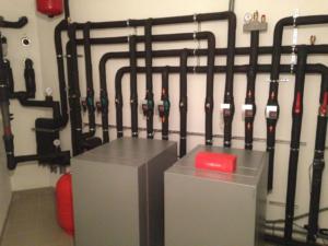 Wasser-Wasser Wärmepumpe